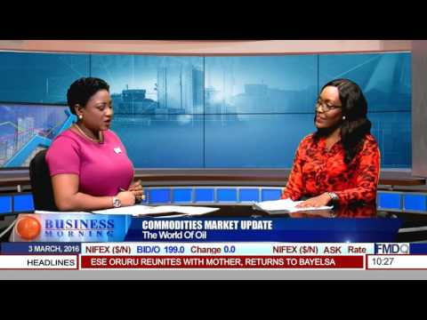 Business Morning: Commodities Market Update 03/03/16