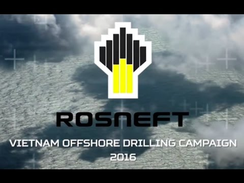 ROSNEFT Offshore Documentation - BOSIET cameraman/videographer Peter Scheid, Vietnam