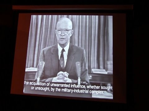 Eisenhower's Speech Warning about Military Industrial Complex