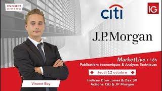 #MarketLive 16h - Jeudi 12 octobre 2017