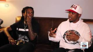 Jacquees x WCUG Interview by Ricky Rampage