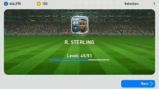 Trick to train players to max level Pes 19 Mobile tips