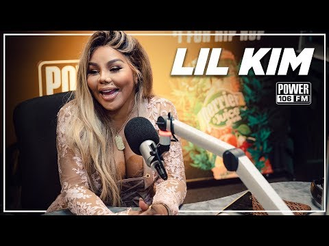 Lil Kim says Biggie was the BEST Lover She Ever Had, Talks Nasty One + Future Album