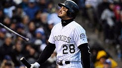 No Contract, No Worries For Colorado Rockies Nolan Arenado.