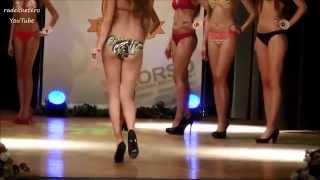 Miss Mielca 2014 - Bikini - Full HD