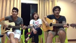 Huling sayaw Acoustic Cover (Chords)
