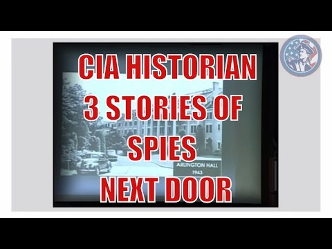 The Spies Next Door - Stories of Espionage and Counterintelligence
