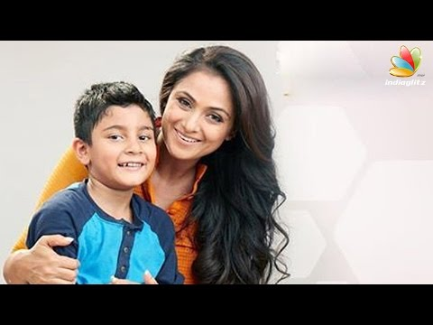 Simran introduces her son to Kollywood | Hot Tamil Cinema News