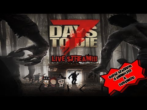 7 Days to Die - A Whole NEW World!!!