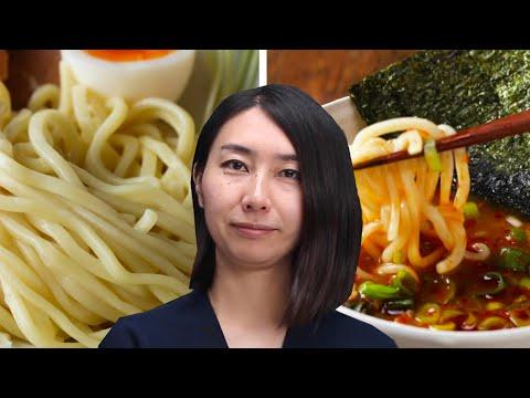 Rie's Tsukemen Recipe • Tasty