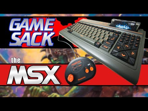 MSX - Review - Game Sack