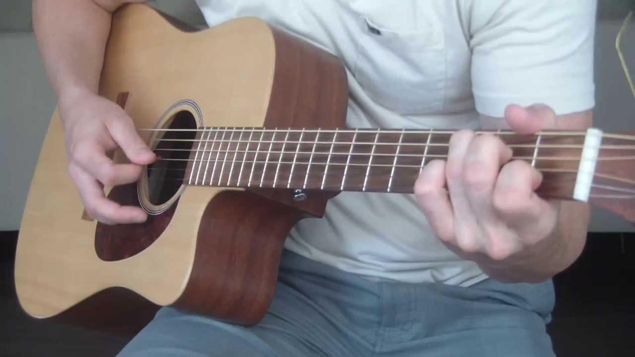 Johnny Cash Hurt Guitar Lesson Chords Strumming Pattern Youtube