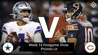 Dallas Cowboys vs Chicago Bears Post Game Show