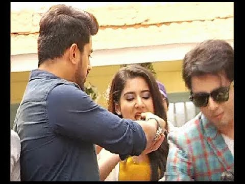 Exclusive | AvNeil To Celebrate Their 400 Episodes Completion By Cake Cutting | Naamkarann thumbnail
