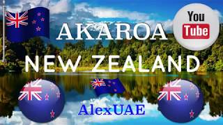 Akaroa New Zealand The South Island