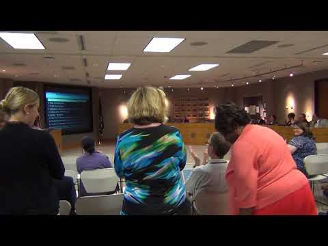 Topeka Public Schools Board Meeting: 10/5/2017