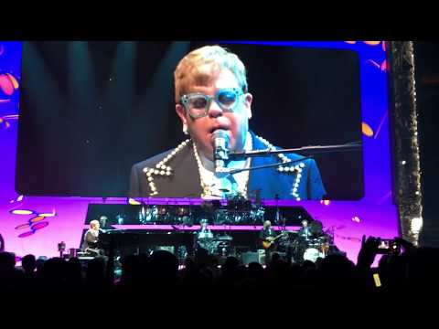 Elton John - Bennie And The Jets / All The Young Girls Love Alice - Washington DC - Sept. 22, 2018
