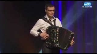 Fabien DANILO - Tourne Mexicaine - Emission Sur un air d'accordéon