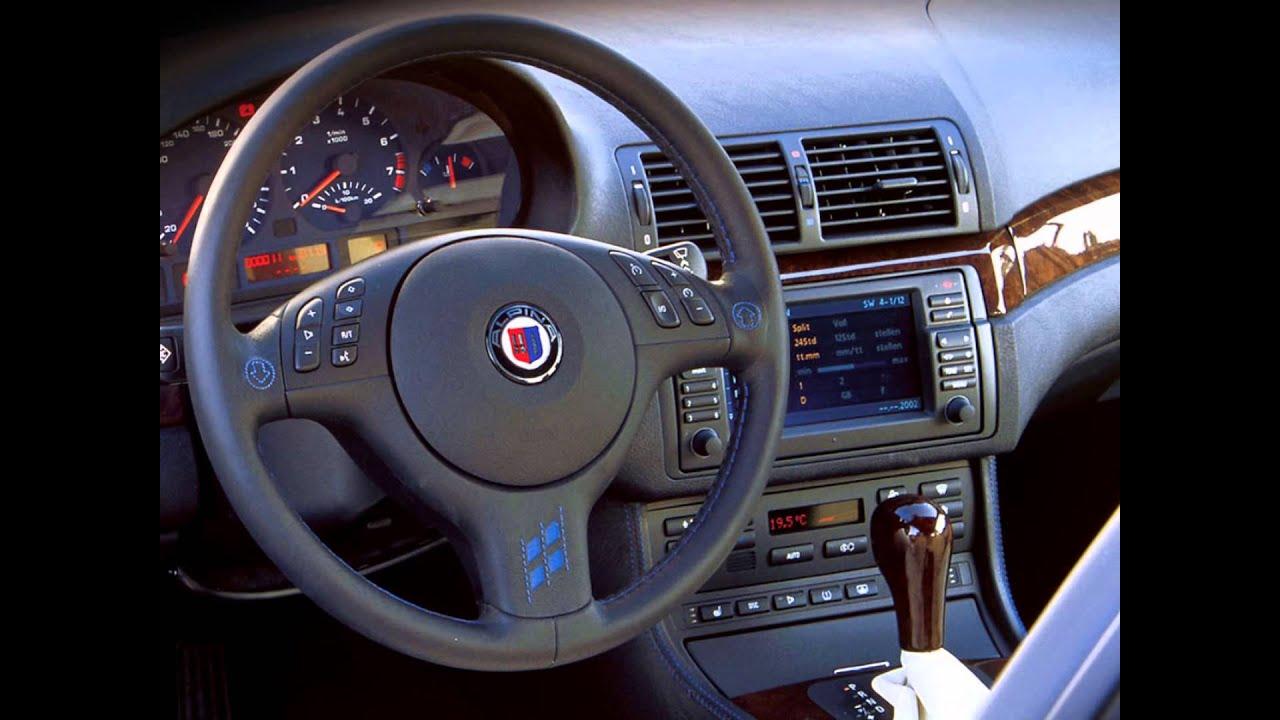 Alpina B3S Coupe (E46) - YouTube