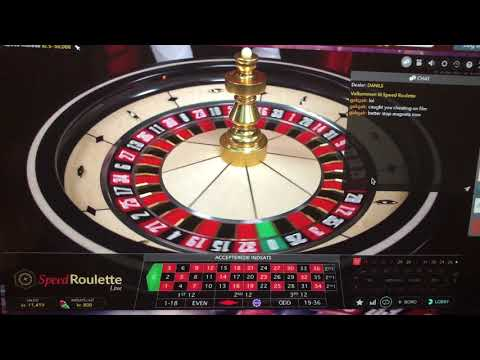 Evolution Gaming Online Casino Cheating Me!!