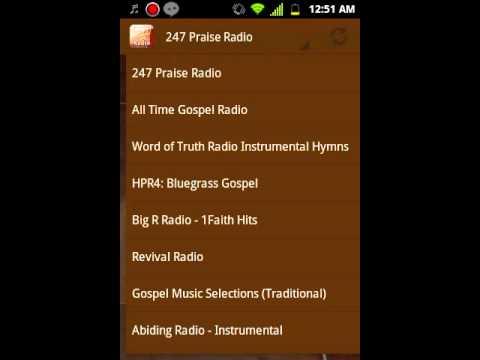 Gospel Music Radio (Christian) - Apps on Google Play