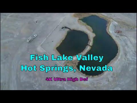 Fish Lake Valley Hot Springs, Nevada