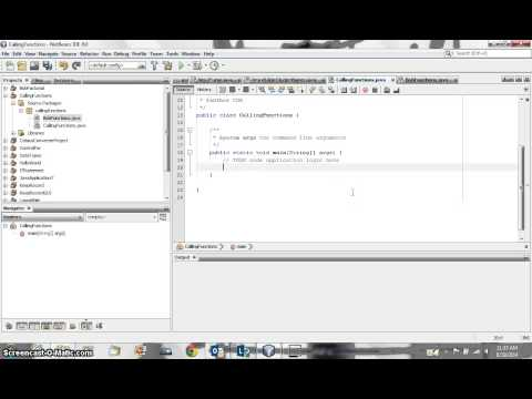 java-tutorial-012---calling-functions-from-another-class