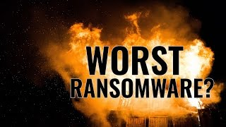 Worst Ransomware ever? | Satana unleashed