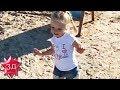 ДЕТИ ПУГАЧЕВОЙ И ГАЛКИНА Лиза танцует на пляже Свежее видео Юрмала mp3