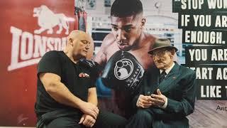 Venture Boxing tells the story of Pat McAteer