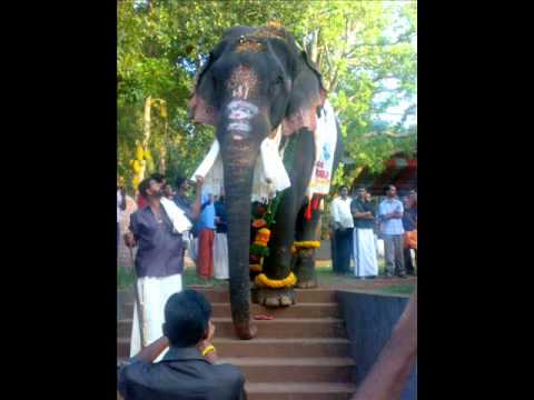 Thrikkadavoor Sivaraju Song.wmv