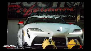 Brand NEW 2020 Toyota Supra MK5 Hits the Dyno @ Induction Performance