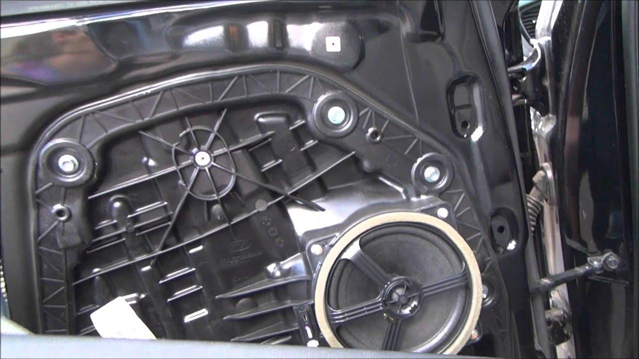 Kia Soul: Rear Door Module Replacement