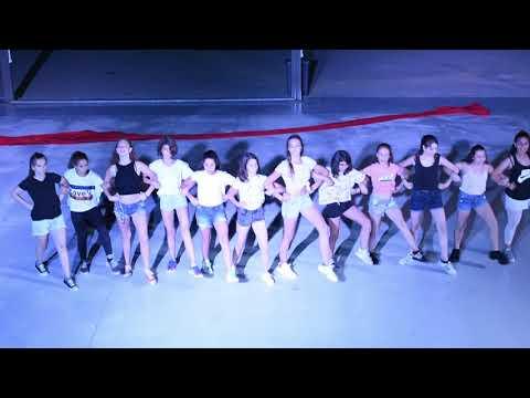 Skouras Camp '18 | 6o Dancing Camp επίδειξη Jazz-Musical part1