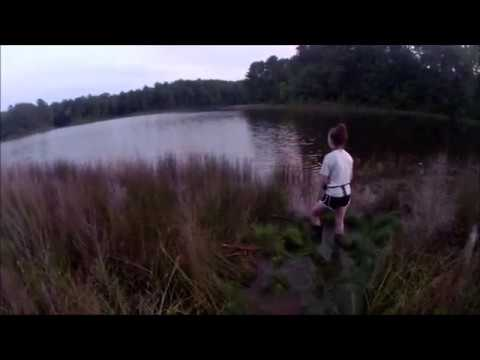 July 2017 Frog fishing with Nosilla and Ecnal