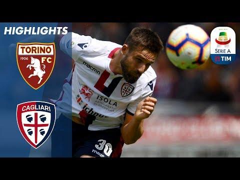 Torino 1-1 Cagliari | Zaza opens scoring but then nine-man Cagliari snatch a point | Serie A