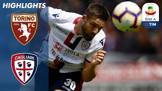 Torino 1-1 Cagliari | Zaza opens scoring but then nine-man Cagliari snatch a point | Serie A