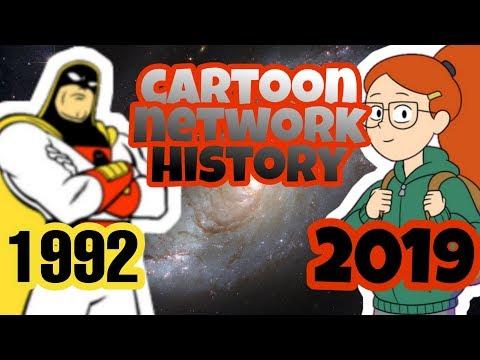 CARTOON NETWORK HISTORY!!!!!(1992-2019)