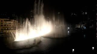 Dubai Fountain - Bassbor Al Fourgakom - Hussain Al Jassmi