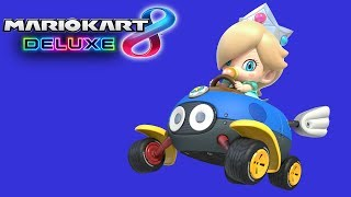 MAKING A RIGHT TURN! (Mario Kart 8 Deluxe Funny Moments)