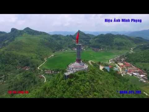 Phượt Hà Giang - Du Lịch Hà Giang - Cột Cờ lũng cú