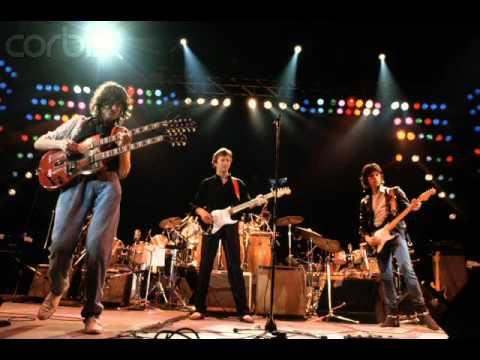 Resultado de imagen de arms-eric clapton,jeff beck,jimmy page 1983 live full(show completo)