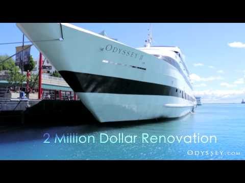 Odyssey Chicago Dining Cruises at Navy Pier