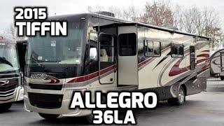 2015 Tiffin Allegro 36la | Class A Motorhome