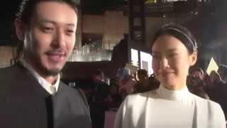 アジア最大級の映画祭「第28回東京国際映画祭(TIFF)」が10月22日、六...