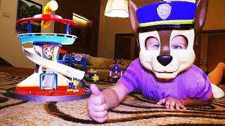 ★ Щенячий Патруль ГОНЩИК и ТРИ СУПЕР ТРЕКА PAW Patrol game Video for Kids PAW Patrol Щенячий Патруль