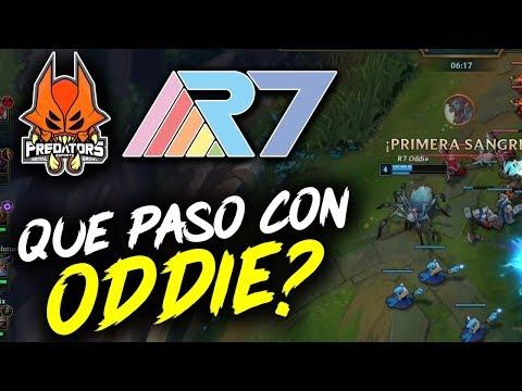 ¿ODDIE NO CONECTO EL TECLADO? RAINBOW 7 VS PREDATORS *PARTIDA EXTRAÑA*