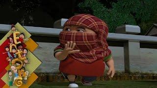 """Entong """" Ninja Kikuk """""""