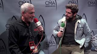 Thomas Rhett I Cried The First Time I Watched The 34 Marry Me 34 Music Audio