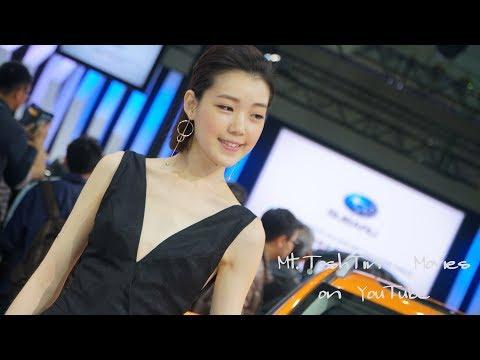[4K] TAIPEI AUTO SHOW 2018 SUBARU 2 台北世界新車大展 Shot with α6500/SELP18105G